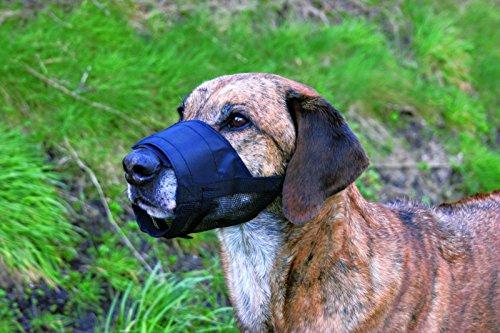 Usado, Trixie tamaño 4ajustable perro Bozal para perro formación segunda mano  Se entrega en toda España