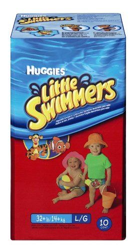 Huggies little Swimmers L/G, 14+ kg