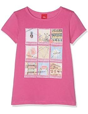 s.Oliver Mädchen T-Shirt 53.705.32.5015