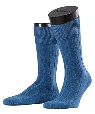 FALKE Herren Kaschmir blend Lhasa-Socken Baltic Blue von Falke auf Outdoor Shop