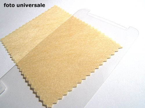Folie Schutz Bildschirmschutzfolie LCD Bildschirm für Huawei Ascend Y600+ Reinigungstuch antistatisch