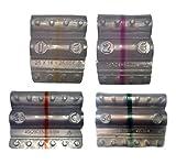 Blister para monedas Euro–Kit 400Blister monedas mezclados de 1Euro, 2Euro, 50Centesimi y 20Centesimi