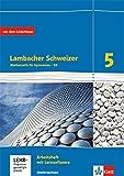 Lambacher Schweizer Mathematik 5 - G9. Ausgabe Niedersachsen: Arbeitsheft plus Lösungsheft und Lernsoftware Klasse 5 (Lambacher Schweizer. Ausgabe für Niedersachsen ab 2015)