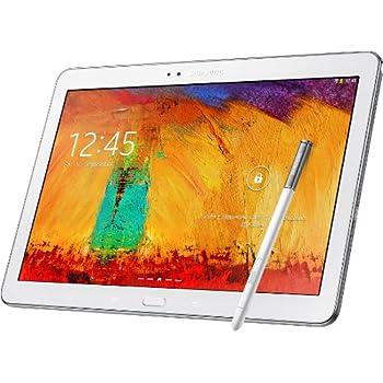 Samsung Galaxy Note 10.1 p605 2014 Edition Tablet (25,7 cm (10,1 Zoll) Touchscreen, 3GB RAM, 8 Megapixel Kamera, 16 GB interner Speicher, LTE, Android 4.3) weiß