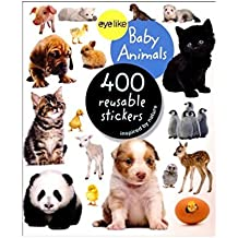 Eyelike Stickers: Baby Animals