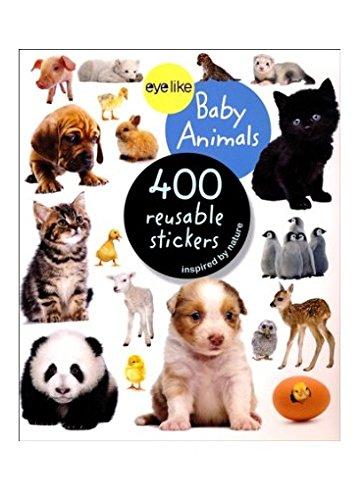 Playbac Sticker Book: Baby Animals (Eyelike)