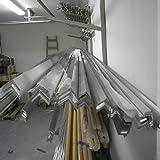 Aluminium L-Profil (Winkel) 40x10x2mm (10cm-260cm) (120 cm)