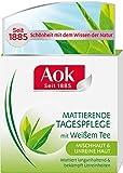 Aok Mattierende Tagespflege mit weißem Tee, 1er Pack (1 x 50 ml)