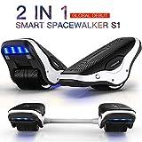 TOOSDScooter Hoverboard für Kinder und Erwachsene Zweirad-Selbstausrichtung Scooter-UL2272 mit Music Speaker-Colorful RGB LED-Licht Zertifiziert