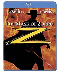 Mask of Zorro [Blu-ray] [1998] [US Import]