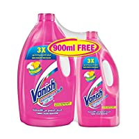 Vanish Laundry Stain Remover Pink 3L + 900ml