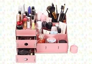 aufbewahrungsbox aus pappe zum schreibtisch organizer f r make up kosmetik stifte. Black Bedroom Furniture Sets. Home Design Ideas