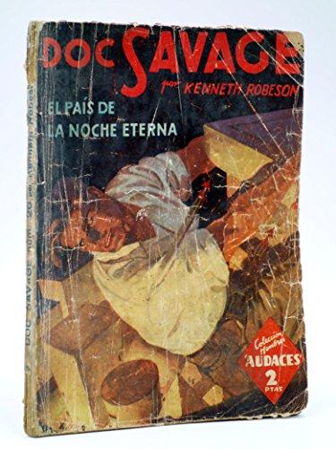 El País De La Noche Eterna por Robeson, Kenneth