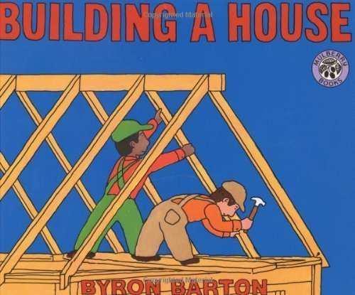 Building a House (Mulberry Books) by Byron Barton(1990-05-23) -