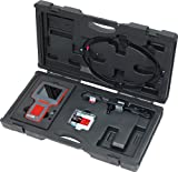 KS Tools 550.5415 BASICplus Videoskop-Satz, 6-tlg., Sondevollflexibel 90°