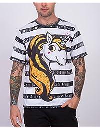 Camiseta Fishikii Unicornio Unisex | CAM.02