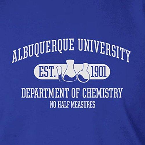 Albuquerque University - Damen T-Shirt Grau Meliert