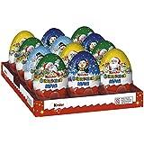 Kinder Überraschung Maxi Weihnachten, 12er Pack (12 x 100g)