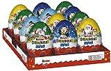 Kinder Sorpresa Maxi Navidad, 100g [pack de 12]