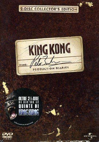 King Kong - Peter Jackson's production diaries