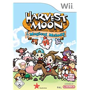 Harvest Moon – Magical Melody