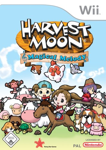Harvest Moon - Magical Melody (Harvest Moon A Magical Melody)