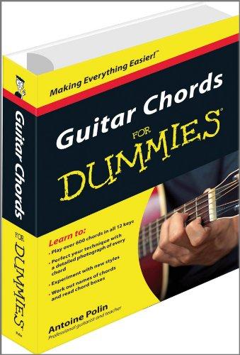 Guitar Chords for Dummies por Antoine Polin