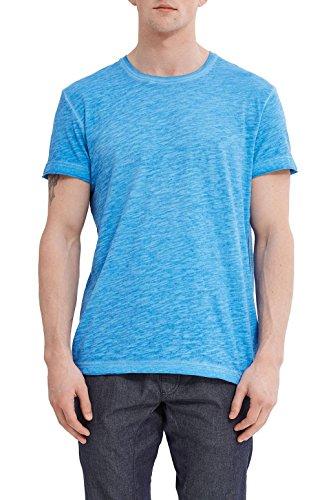edc by Esprit, T-Shirt Uomo Blu (Turquoise)