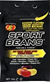 Jelly Belly Sport Assorted Flavours 28 g (Pack of 6)