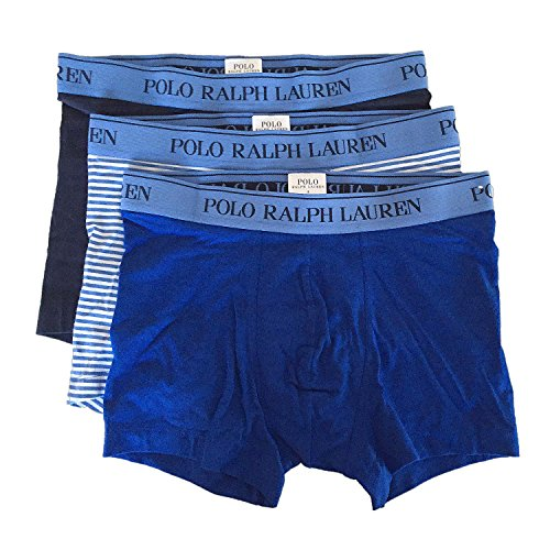 Polo Ralph Lauren 3 Pack Classic Trunk Stretch Cotton XXL Multi (009) (Ralph Lauren Boxer-shorts)