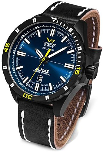 Montre Vostok Europe Almaz Space homme NH35A/320C257
