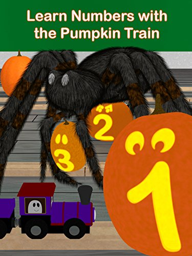 Learn Numbers with the Pumpkin Train [OV]