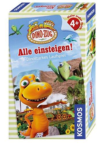 Kosmos 711108 - Dino-Zug - Alle einsteigen, Reisespiel