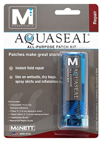 Aquaseal All Purpose Neoprene Patch Kit for Water Sports