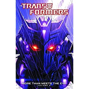 Transformers: More Than Meets The Eye Volume 2 by James Roberts (2012-10-30)