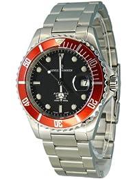 Revue Thommen Herren-Armbanduhr XL Diver Analog Automatik Edelstahl 17571.2136