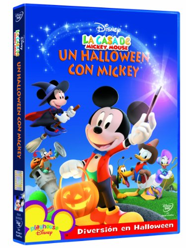 La Casa De Mickey Mouse: Un Halloween Con Mickey [Import espagnol] (Mickey Halloween-film)