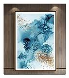 ZSHSCL Cuadro Moderno De Lienzo Imagen Pintura para Decoración del Hogar Simple Patrón Abstracto Arte Póster Y Grabados, 70X100 Cm