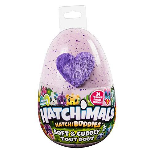 Hatchimals 6045430 - Hatchimals CollEGGtibles Kuschelplüsch