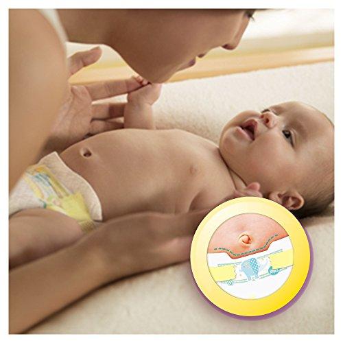Pampers Windeln New Baby Gr. 1 Newborn 2-5 kg Tragepack, 4er Pack (4 x 23 Stück) - 5