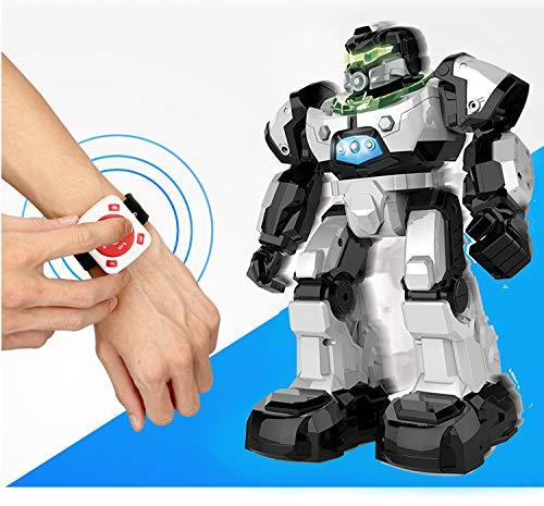 RCTecnic - Robots Robot Inteligente Teledirigido por Gestos y Reloj