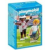 Playmobil 626722 - Olímpico Tenis