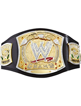 WWE Cinturón de título de Campeonato magnavoz réplica