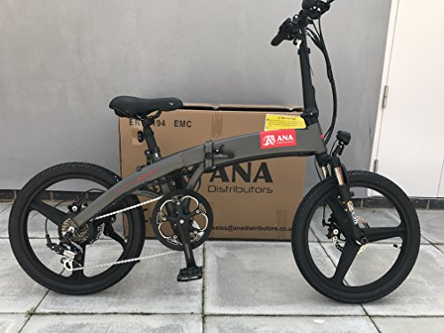 SMART S2 FOLDING ELECTRIC E BIKE 250Watt