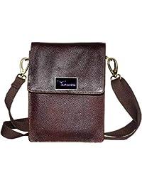 Tamanna Boys & Girls Brown Genuine Leather Sling Bag Tamanna Boys & Girls Black Genuine Leather Sling Bag Tamanna...