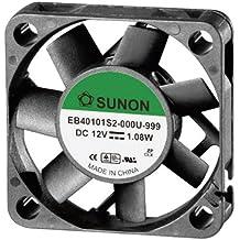 Sunon ventilador DC Brushless 40 mm x 10 mm 5 V DC Fan EB40100S2 - 000U -999
