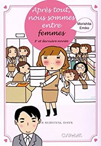 Après tout, nous sommes entre femmes Edition simple Tome 3