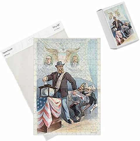 Photo Jigsaw Puzzle of The real German-American