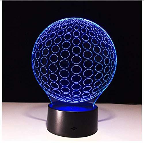 3D Lampe Usb Led Nachtlicht Survetement Football 2017 Lampe Touch Nacht Led Lampe Beleuchtung Für Unter Küchenschränke
