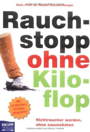 Rauchstopp ohne Kilo-Flop: Nichtraucher werden, ohne zuzunehmen -